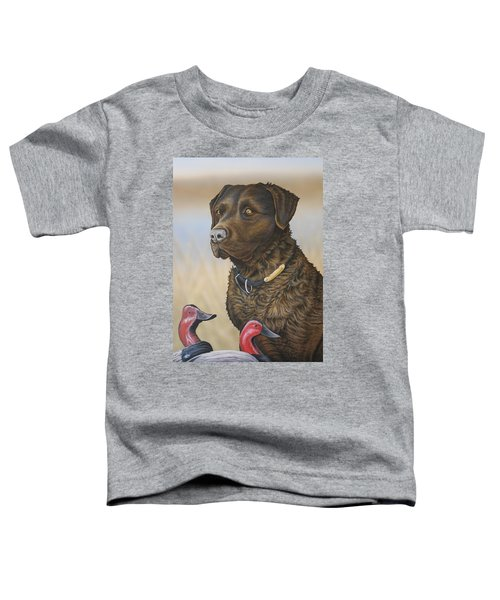 Copper Toddler T-Shirt