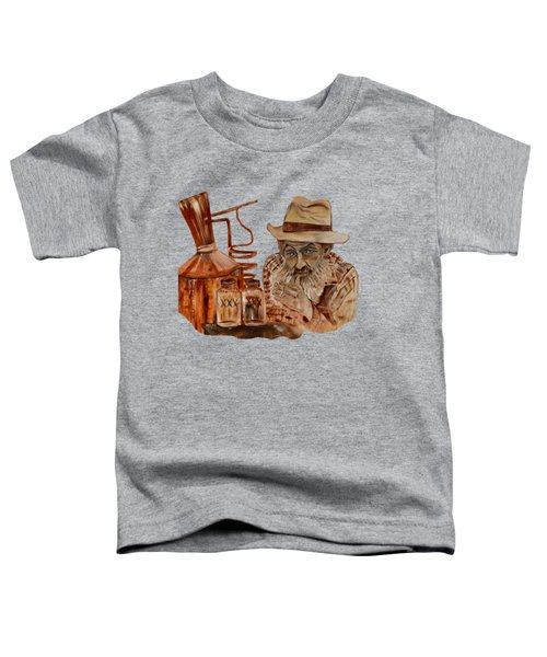 Coppershine Popcorn-transparent For T-shirts Toddler T-Shirt