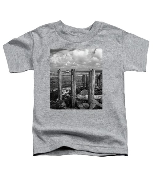 Coquille Lighthouse Toddler T-Shirt