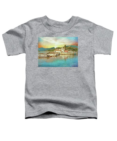 Corfu 30 My Passion Paintography Toddler T-Shirt