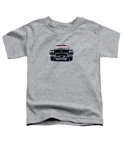 Corvette 62 Toddler T-Shirt