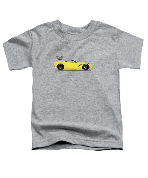Corvette Stingray Z51 Toddler T-Shirt