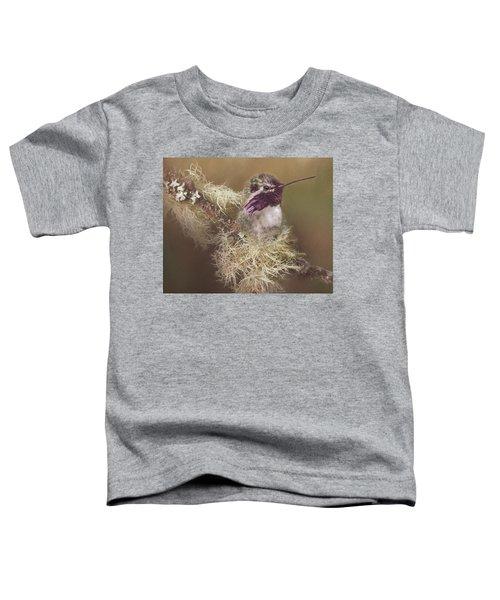 Costas Hummingbird Painted Toddler T-Shirt