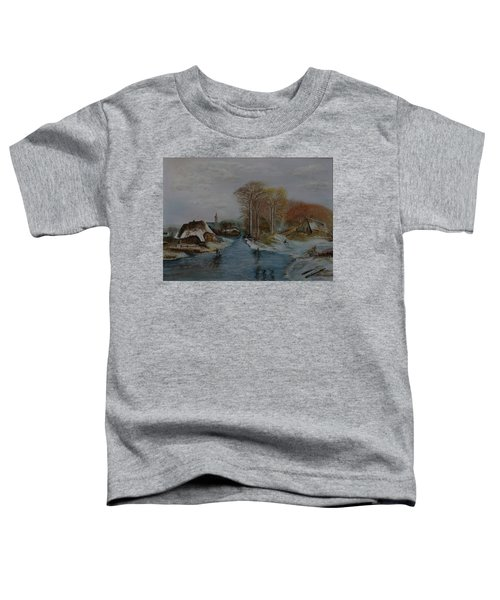 Cottage Country - Lmj Toddler T-Shirt