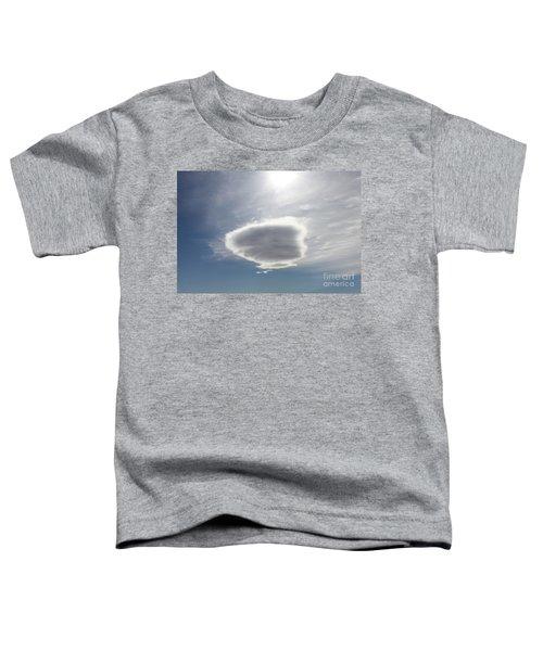 Cotton Baton Cloud Toddler T-Shirt