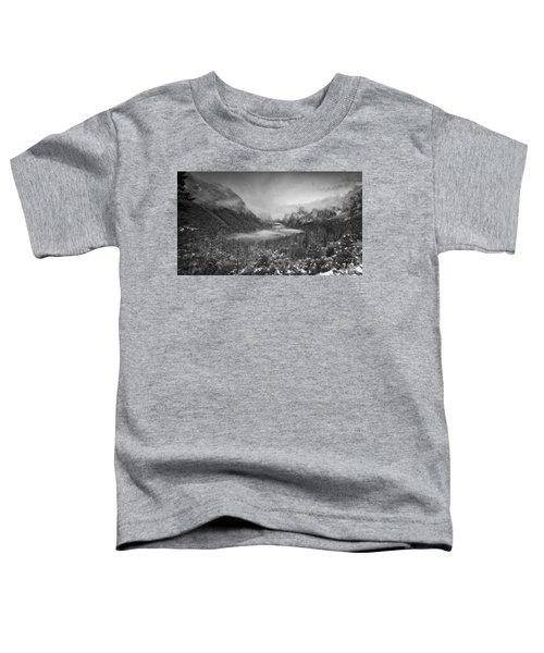 Cotton Candy Blankets Yosemite Toddler T-Shirt