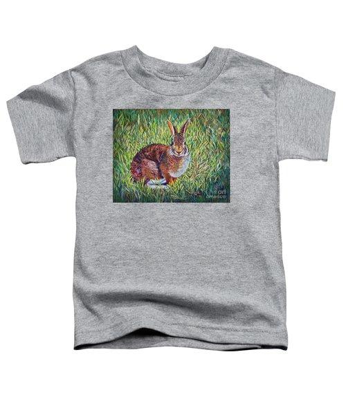 Cottontail Toddler T-Shirt