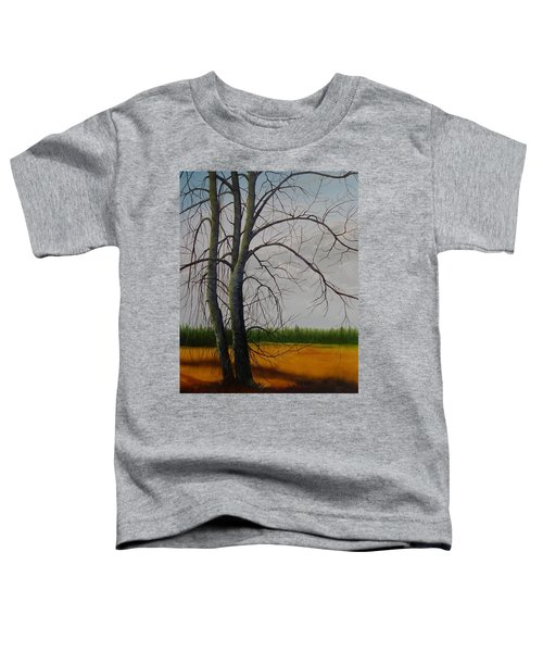 Cottonwoods Toddler T-Shirt