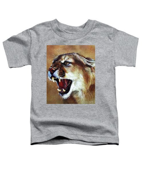 Cougar Toddler T-Shirt