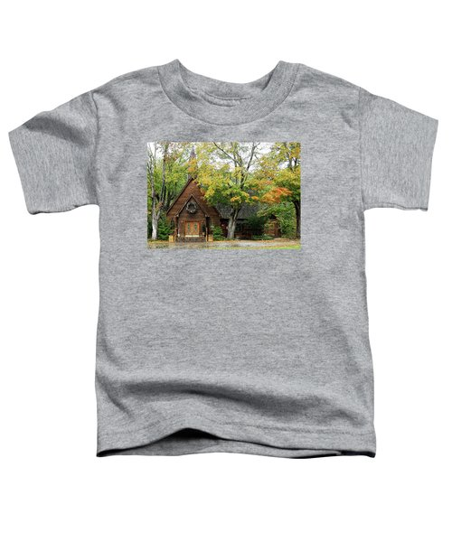 Country Chapel Toddler T-Shirt