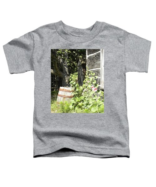 Country Comfort Toddler T-Shirt