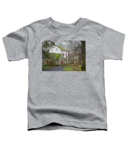 Country House Toddler T-Shirt