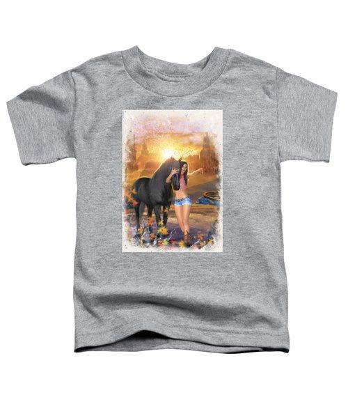 Country Memories 2 Toddler T-Shirt