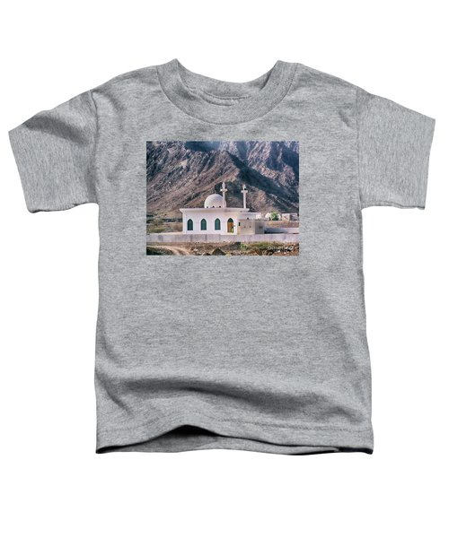 Country Mosque Toddler T-Shirt