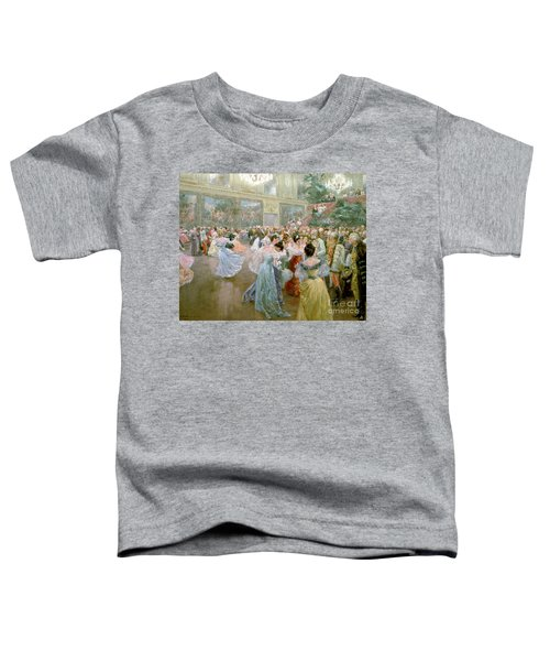 Court Ball At The Hofburg Toddler T-Shirt