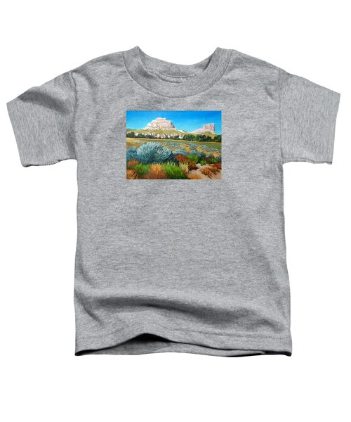 Courthouse And Jail Rocks 2 Toddler T-Shirt