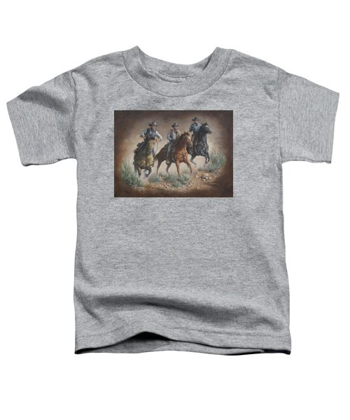 Cowboys Toddler T-Shirt