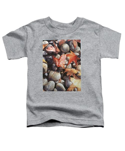 Cowper Street #1 Toddler T-Shirt
