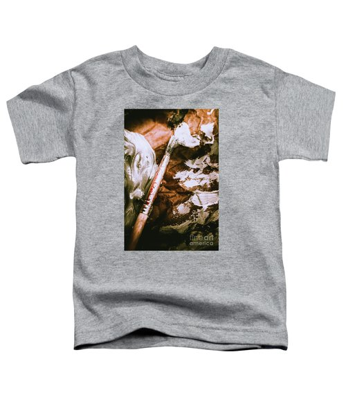 Craft And Arts Toddler T-Shirt