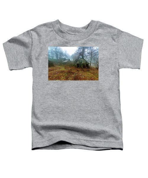 Creepy House Toddler T-Shirt