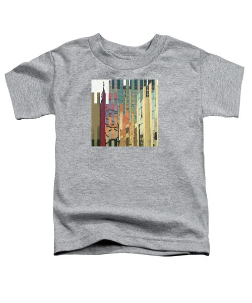 Crenellations Toddler T-Shirt