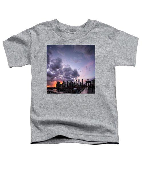 Crepsucular Nights Toddler T-Shirt