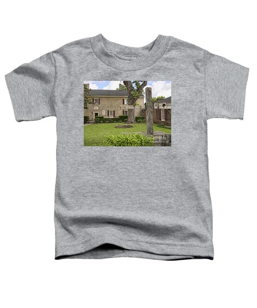 Crime And Punishment Toddler T-Shirt