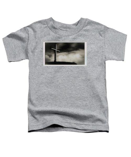 Cross On A Hill Toddler T-Shirt
