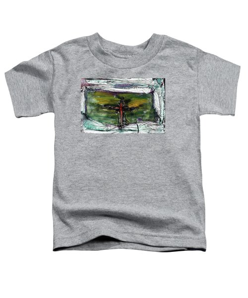 Crucifixion #3 Toddler T-Shirt