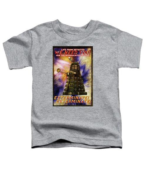 Crusade Toddler T-Shirt