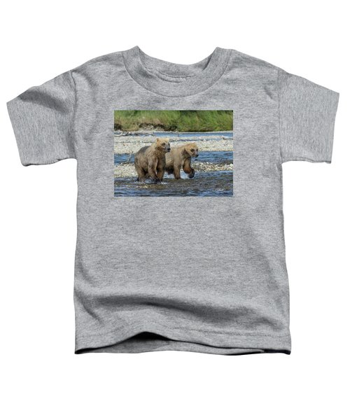 Cubs On The Prowl Toddler T-Shirt