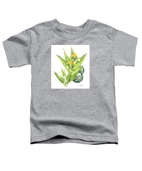 Cucurbita Foetidissima Toddler T-Shirt