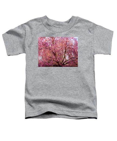 Columnar Sargent Cherry 2 Toddler T-Shirt
