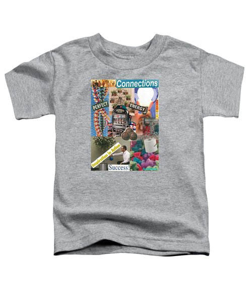 Curious Connections Toddler T-Shirt