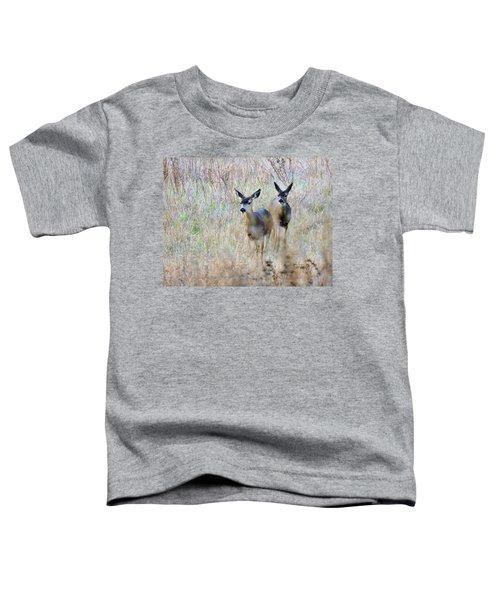 Curious Duo Toddler T-Shirt