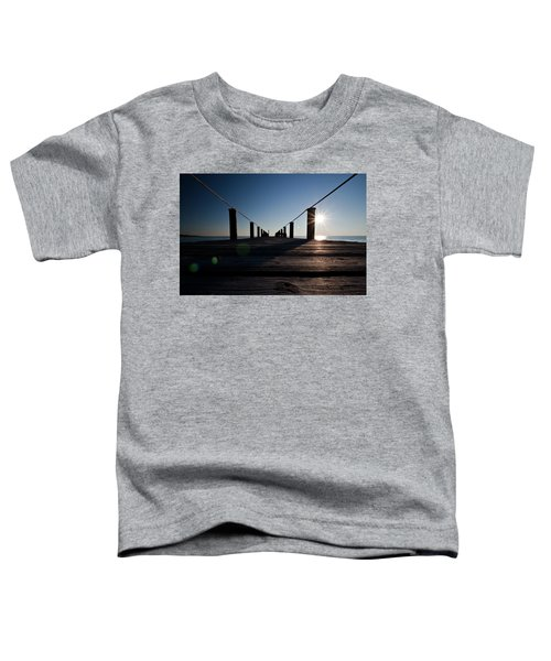 Currituck Sunset Toddler T-Shirt