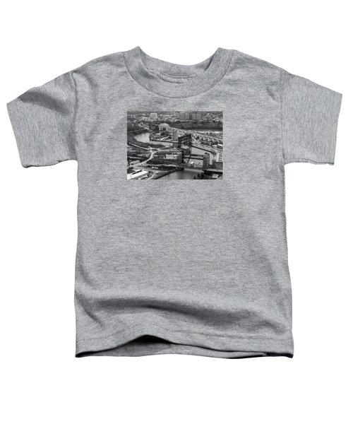 Cuyahoga River Toddler T-Shirt