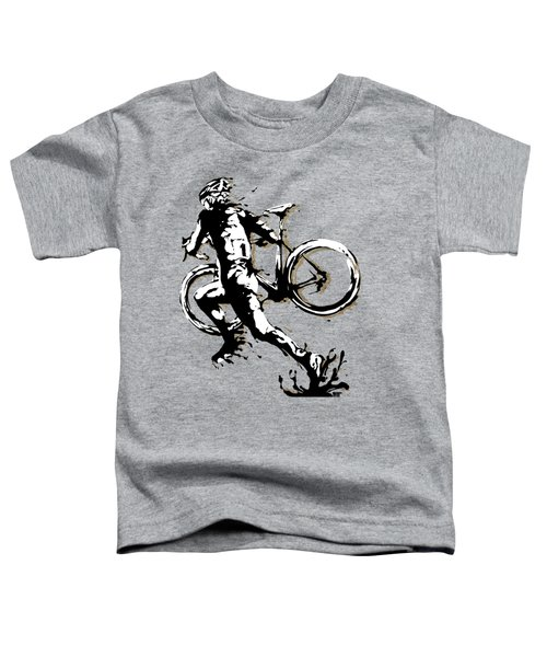 Cyclocross Poster1 Toddler T-Shirt
