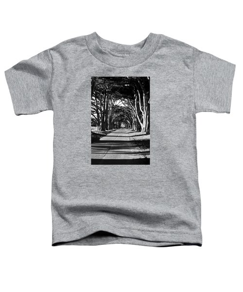 Cypress Tree Tunnel Toddler T-Shirt