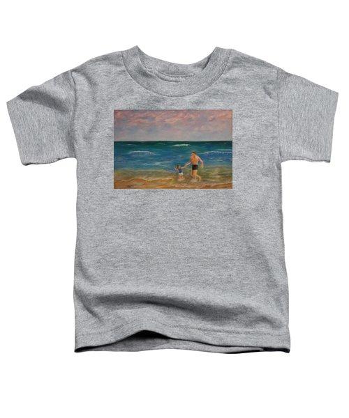 Daddys Girl Toddler T-Shirt
