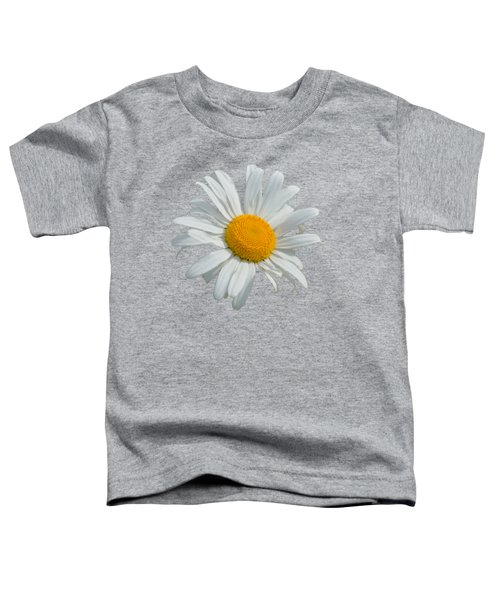 Daisy Toddler T-Shirt by Scott Carruthers