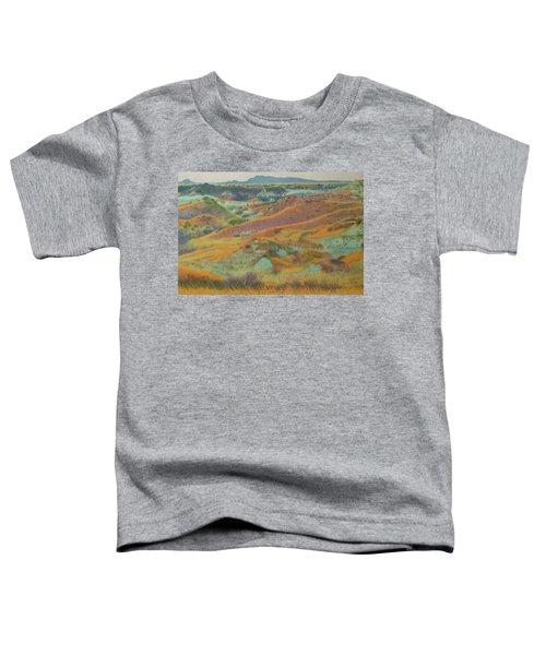 Dakota October Toddler T-Shirt