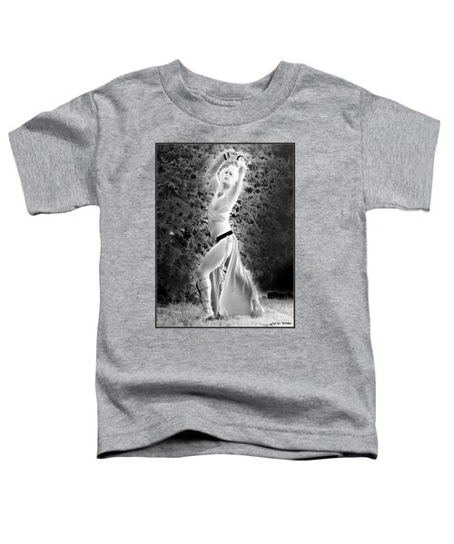Dancing Slave Girl Toddler T-Shirt