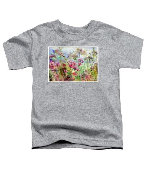 Dancing Thistles Toddler T-Shirt