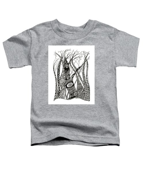 Dancing Trees Toddler T-Shirt