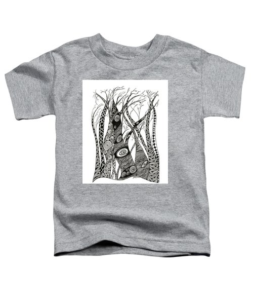 Dancing Trees Toddler T-Shirt