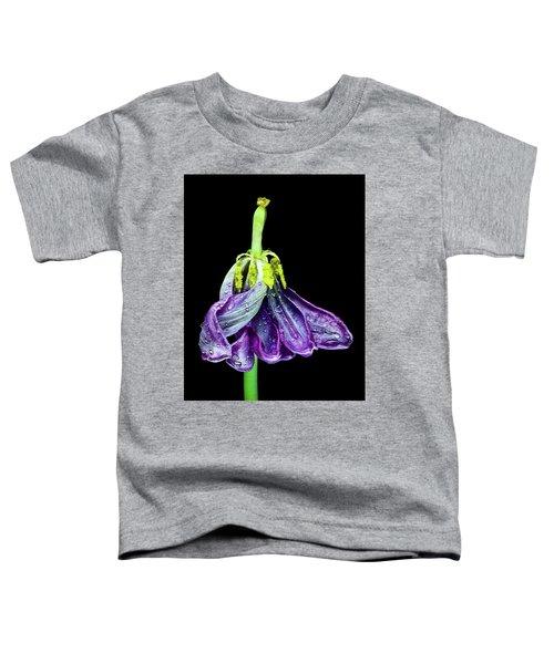Dancing Tulip 2 Toddler T-Shirt
