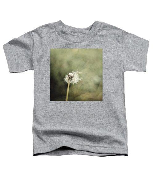 Dandelion  #lensbaby #composerpro Toddler T-Shirt