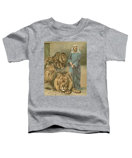 Daniel In The Lions Den Toddler T-Shirt