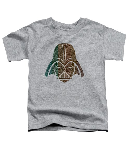 Darth Vader - Star Wars Art - Dark Toddler T-Shirt